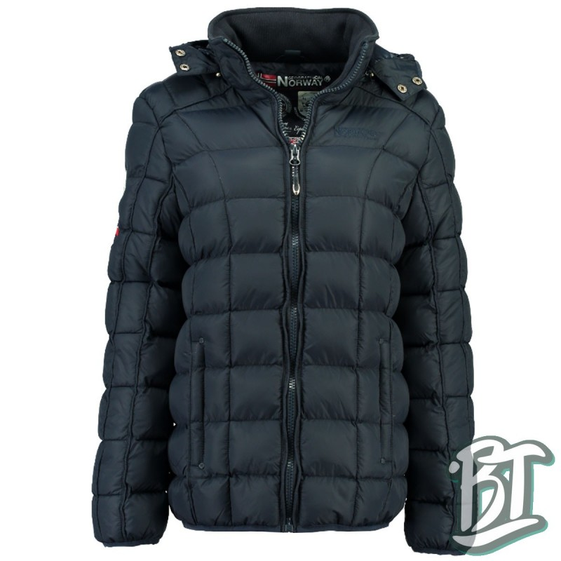 Geographical Norway - BABETTE LADY BLACK DOWN JACKE Pack