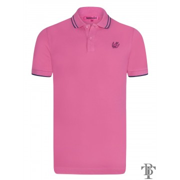 MCQ TIPPED Swallow POLO T...