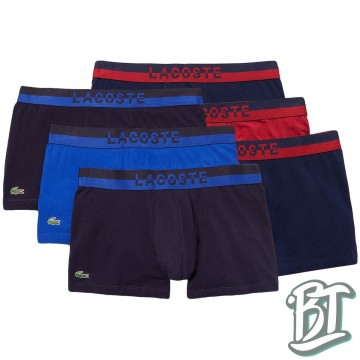 Lacoste Pack of 3 Colours...