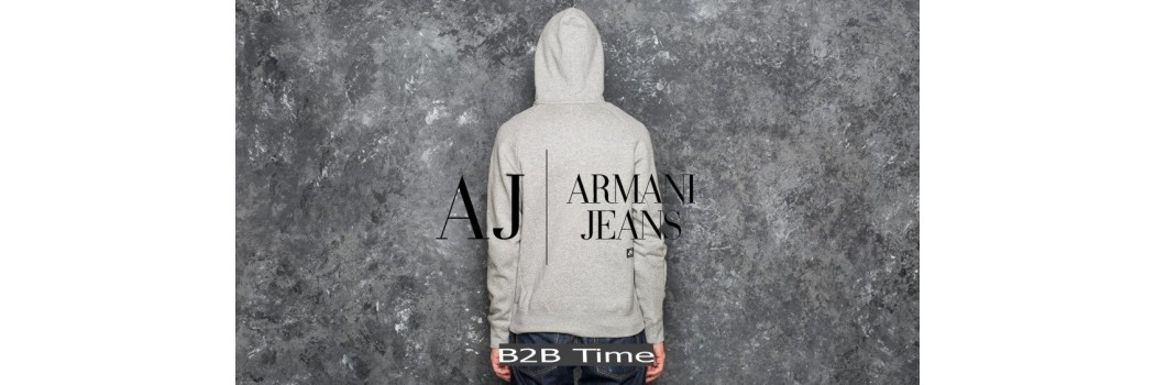 AJ - Armani Jeans Hoodies ♦ B2B Time ♦ only for reseller ♦ Worldwide Shipping