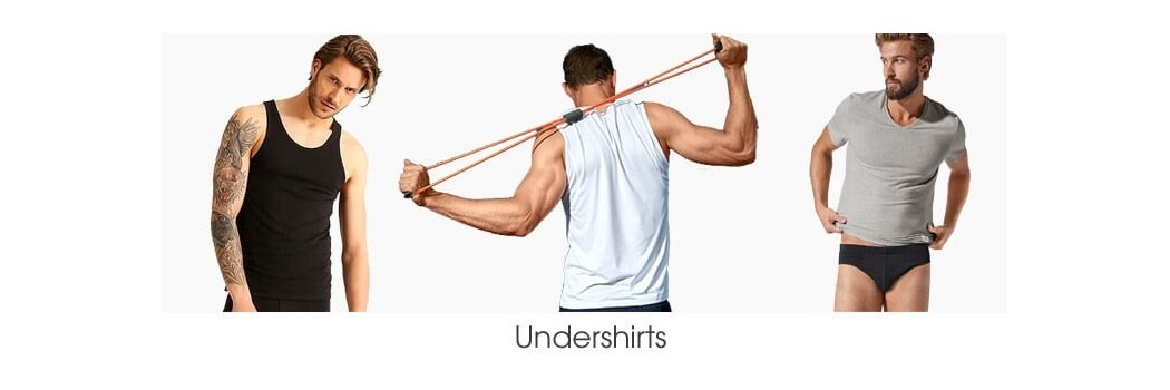 Undershirts ♦ for reseller ♦ Worldwide Shipping ♦ B2B only
