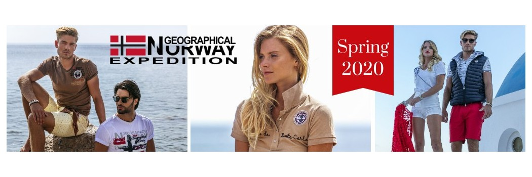 Geographical Norway Poloshirts ♦ for reseller ♦ Worldwide Shipping ♦ B2B only