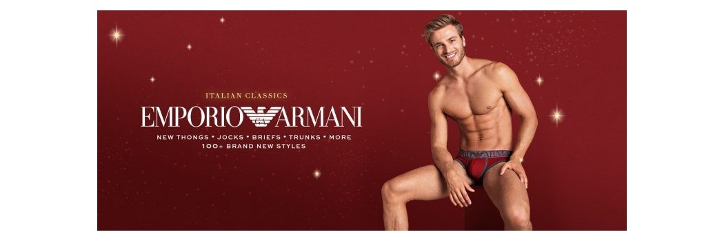 Emporio Armani Underwear ♦ B2B Time ♦ only for reseller ♦ Worldwide Shipping