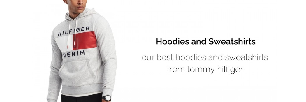 hilfiger sweatshirts and hoodies ♦ for reseller ♦ Worldwide Shipping ♦ B2B only